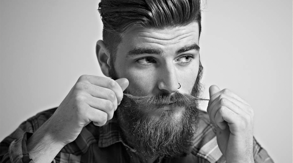Beard and mustache wax makes creeping whiskers a thing of the past.