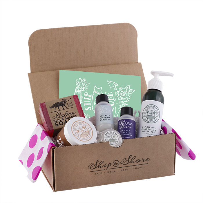 Womens Bath and Beauty Box product image